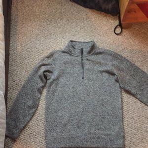 Boys size Large Arizona Sweatshirt. Quarter zipper
